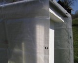 Plachty 10x12m - EXPERT 150gr/1m2 natural průsvitná
