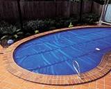 Solární plachty na bazény bublinkové - cena za 1m² hotové plachty