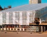 Fólie na lešení - 3,2x20m - 250gr/1m2