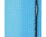 Ochranná síť na lešení, 3,07mx50m, 70g/1m2, modrá