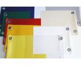 Plachta krycí z těžké PVC plachtoviny 1300g/1m² LESKLÁ - cena za 1m²