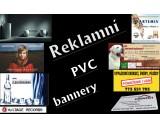 Reklamní PVC bannery