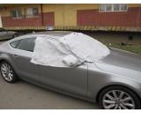 Krycí plachta bočního a čelního skla osobních aut - L