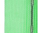 Ochranná síť na lešení, 3,07mx50m, 70g/1m2, zelená