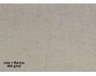 Ohnivzdorná tkanina 50% BAVLNA + 50% JUTA 450g/1m² - cena za 1 m²