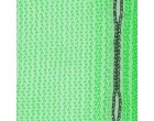 Ochranná síť na lešení, 2,57mx 20m, 70g/1m2, zelená