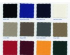Mikel-tex 601 SD FR - PES textilie s PU zátěrem - zakázková výroba - cena za 1m²