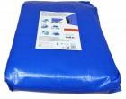 Plachty 3x8m - SUPER 200gr/1m2 modrá (s UV stabilizací)