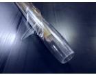 Průhledná PVC folie - celé role